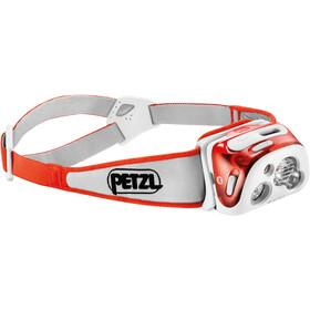 Petzl Reactik+ - Lampe frontale - rouge/blanc